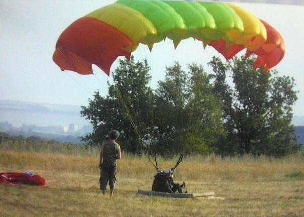 Северодонецкие парашютисты подвели итоги годовой работы клуба