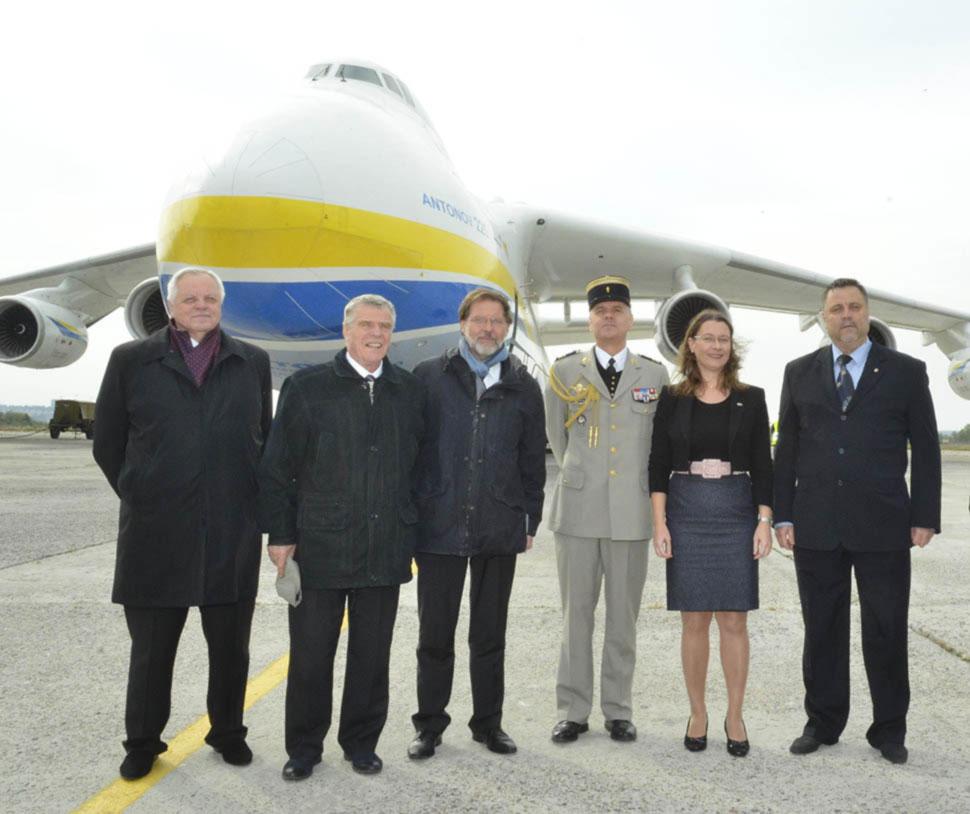 Технический директор - главный инженер ГП «АНТОНОВ» стал кавалером Национального ордена