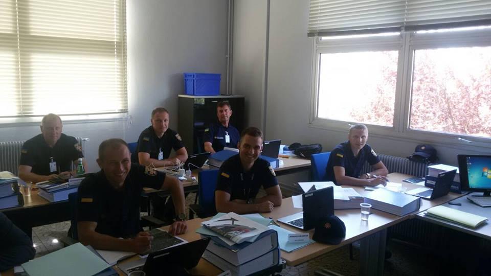 В Центре подготовки Airbus обучают украинских пилотов