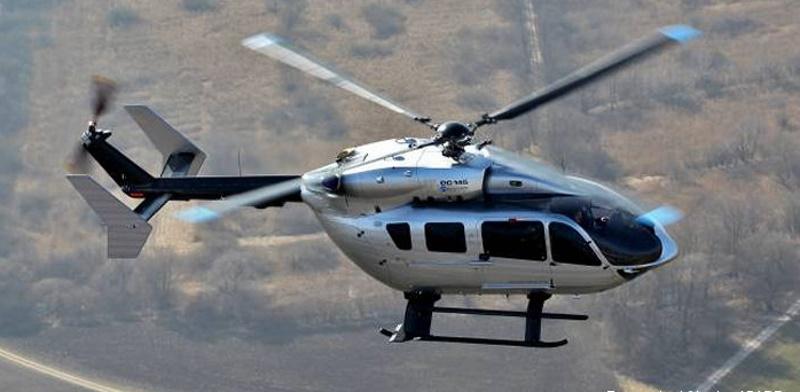 Франковской горбольнице подарят вертолет