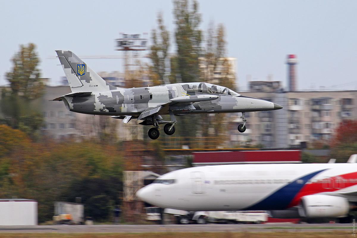 Одесский авиазавод модернизировал очередной самолет
