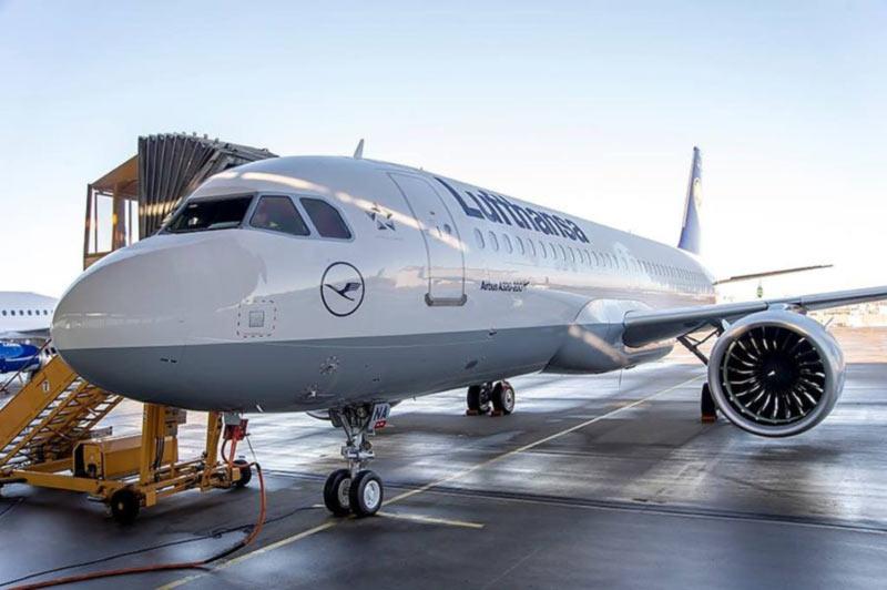 Lufthansa Group покупает 149 лайнеров Airbus