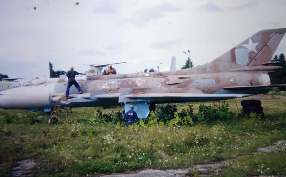 Музею авиации - 15 лет!