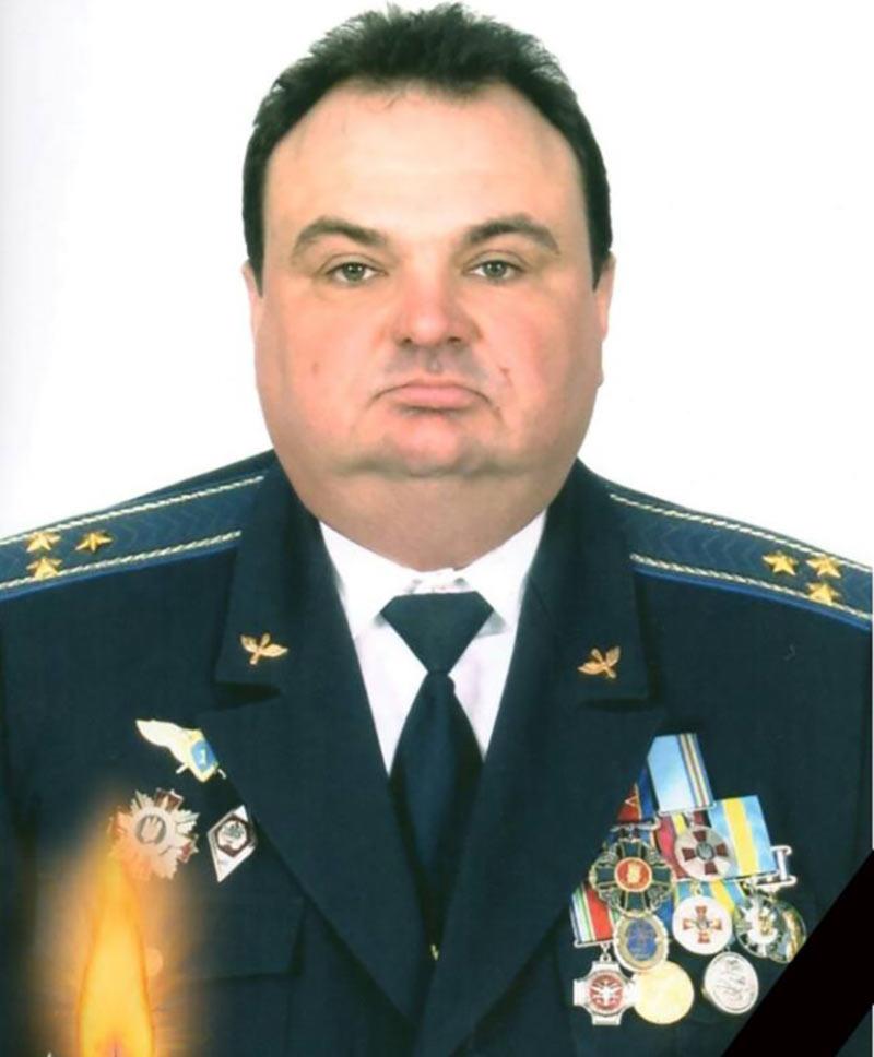 Информация Командования ВС о катастрофе Су-27УБ