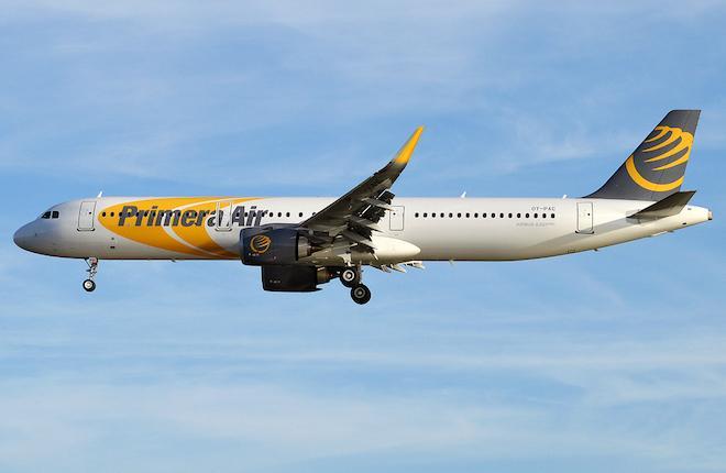 За два месяца четыре европейские авиакомпании прекратили полеты