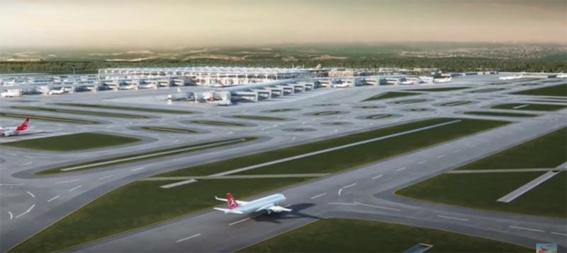 Как открытие нового аэропорта в Стамбуле повлияет на Украину