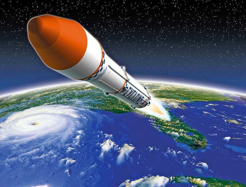 Президент Украины предложил Бразилии возобновить космический проект
