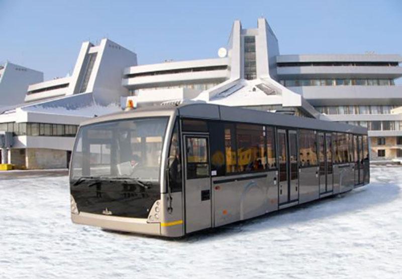 """Аэропорт """"Борисполь"""" закупит перронные автобусы МАЗ-271067"""