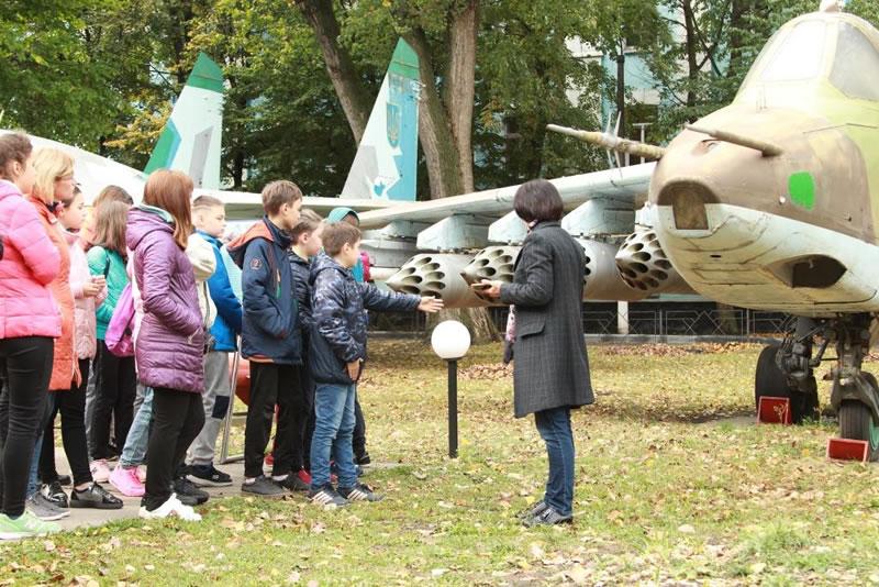 Фонд музея Воздушных Сил в Виннице - 1200 предметов