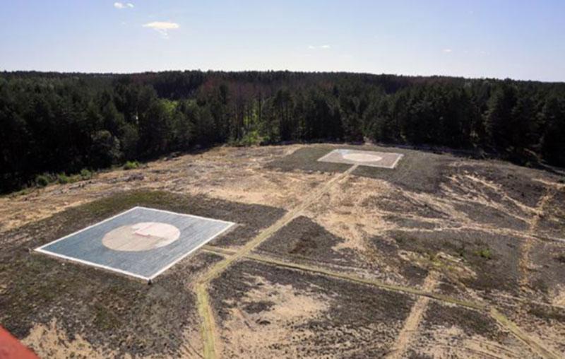 Вывод из госсобственности земель авиаполигона на Волыни признали незаконным