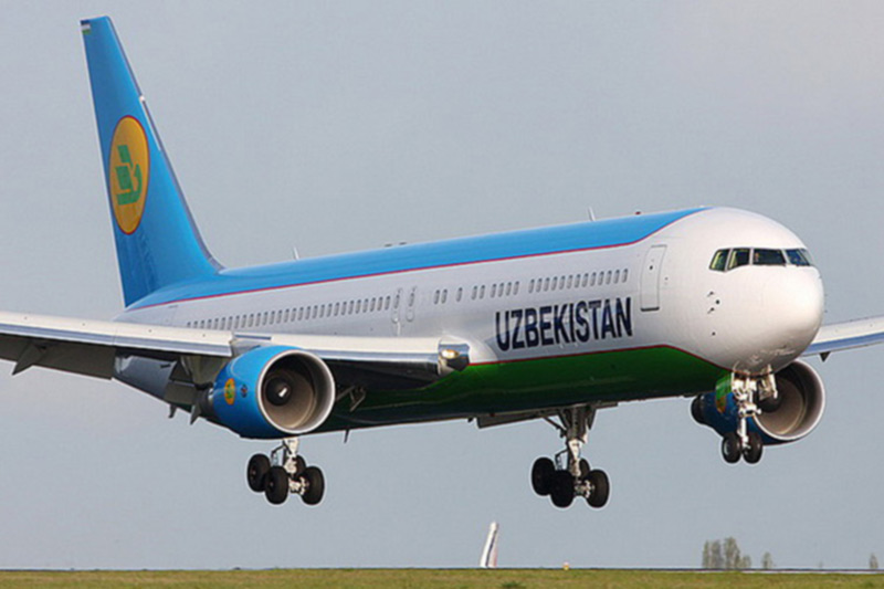 Украина отказалась санкционировать полеты между Ташкентом и Киевом