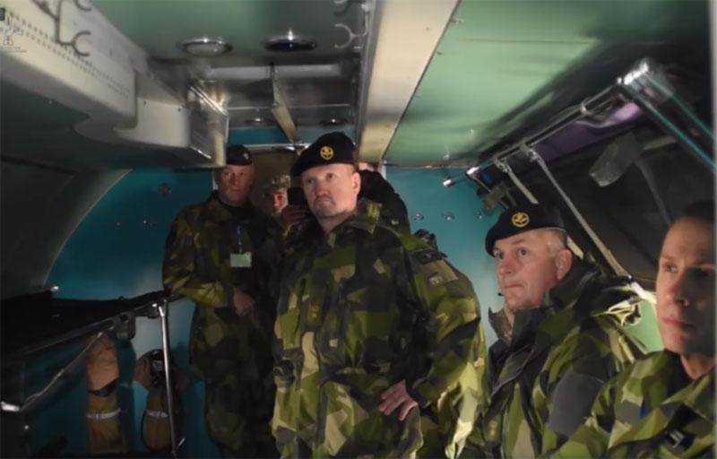 Представители ВВС Королевства Швеции прибыли в Винницу