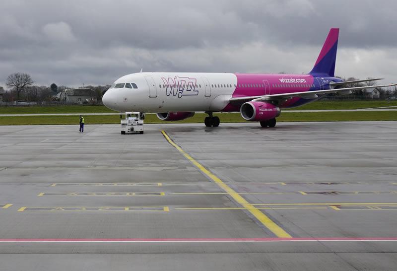 Авиакомпания Wizz Air открыла рейс из аэропорта «Львов» в Ларнаку