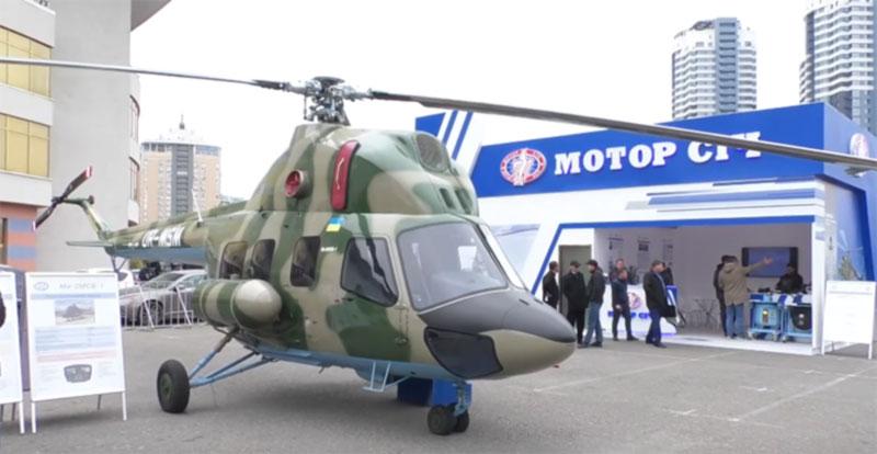 Представители авиапрома предложили Президенту Украины создать программу развития отрасли