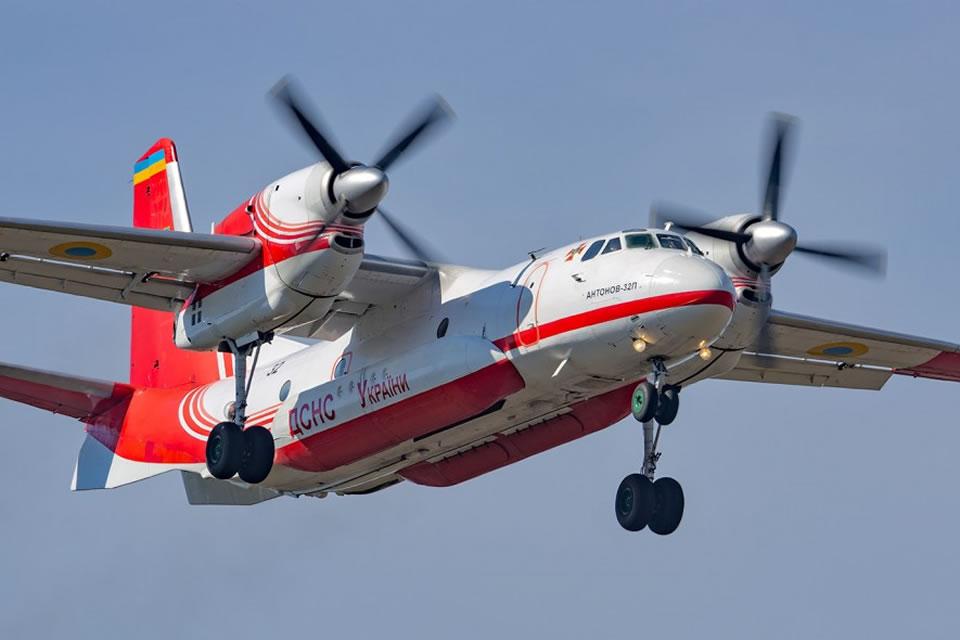 ГП ЗАВОД 410 ГА выиграл тендер на регламентные работы по 2 самолетам Ан-32П