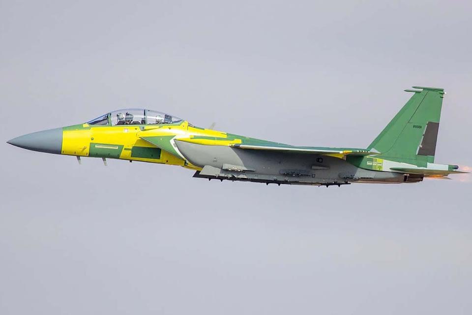 Украина планировала получить от США F-15EX и T-7 Red Hawk