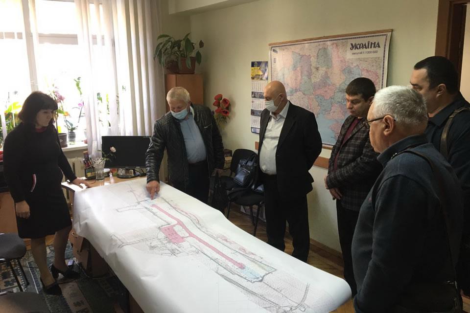 В Хмельницком обсудили реконструкцию аэропорта