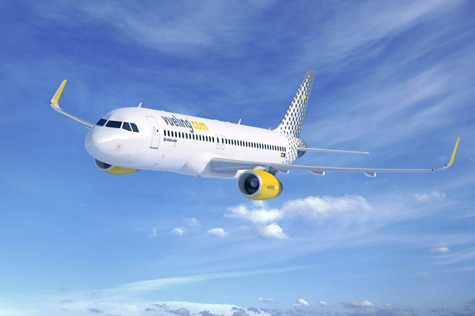 Испанский лоукостер запускает рейсы в Париж из Борисполя