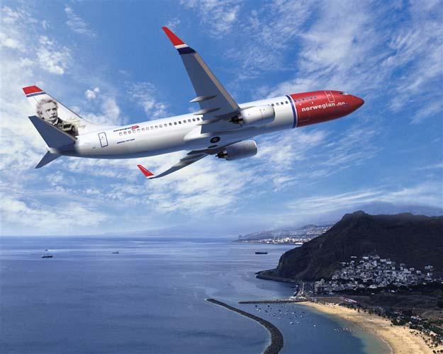 Скандинавская лоукост-компания хочет начать полеты в Украину