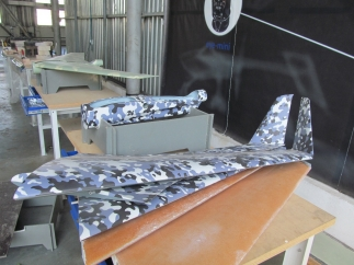 В Одессе создают крылатых разведчиков для украинской армии