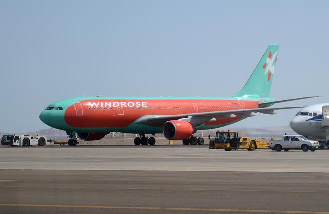 Windrose получила разрешение на внутренние рейсы