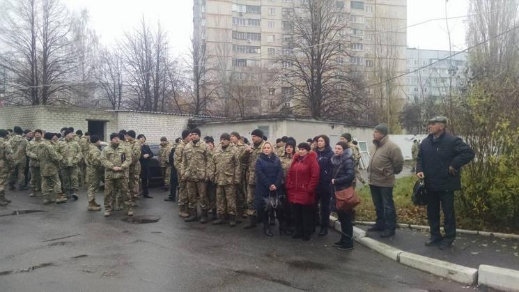 В Харькове определят меру пресечения начальнику Университета Воздушных Сил