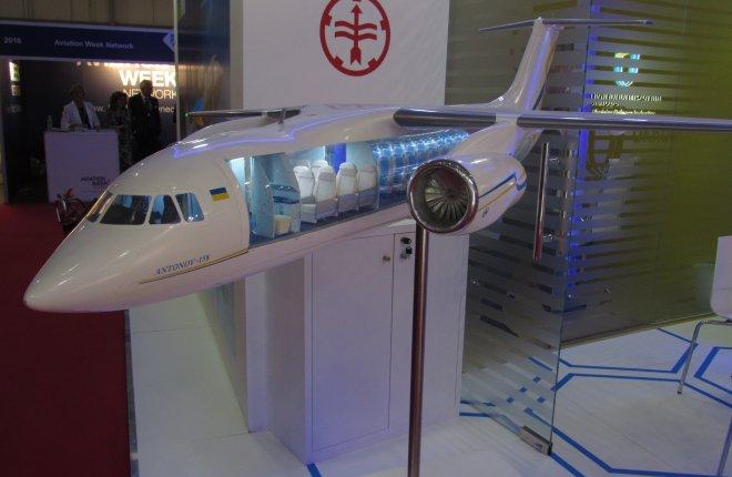 Cамолеты Ан-148/158 избавят от российских комплектующих к 2020 году