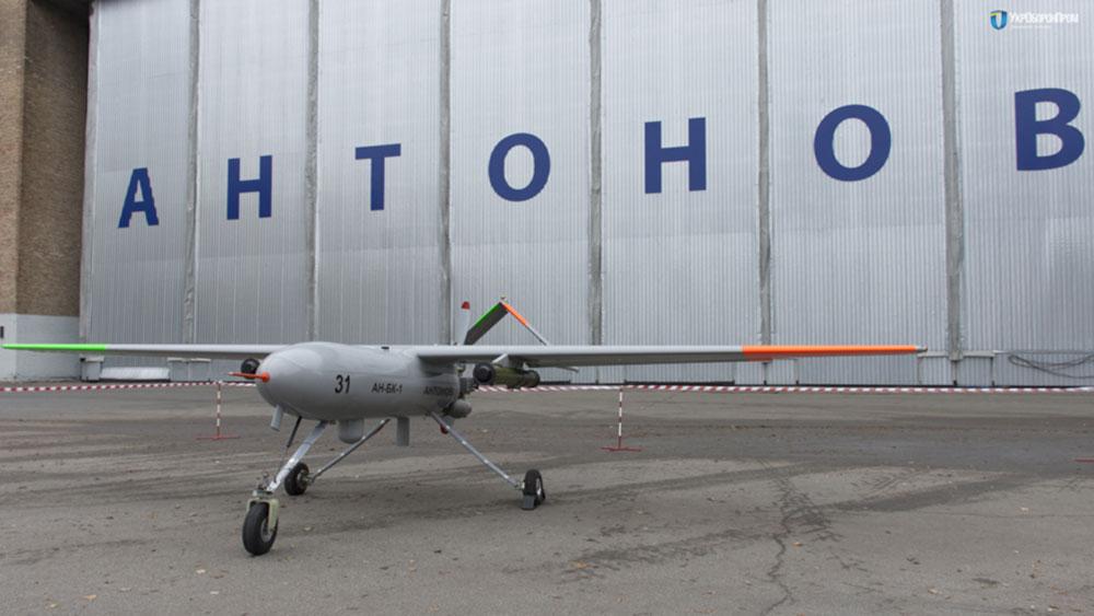 «Антонов» приступил к изготовлению второго прототипа БПЛА «Горлица» и ожидает госзаказ