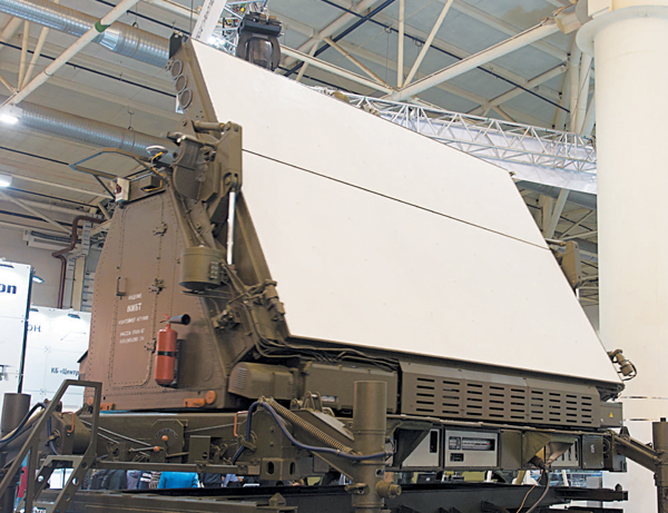 3D-радар 80К6Т от