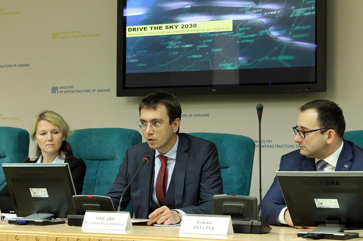 Мининфраструктуры предлагает развивать под лоукосты аэродромы Гостомель, Житомир, Нежин и Белая Церковь