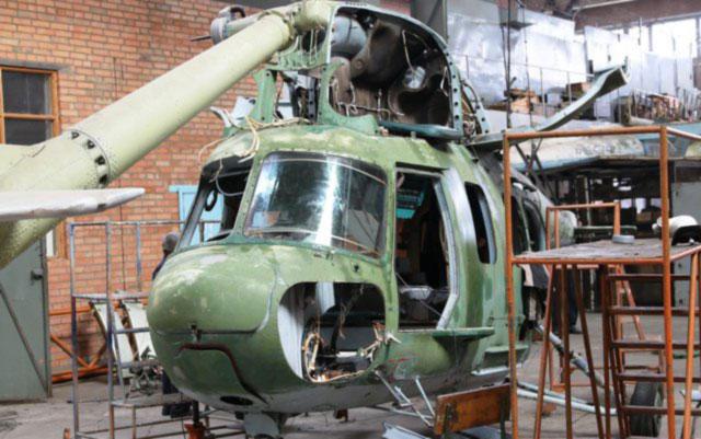 Ми-2: Украинский вариант