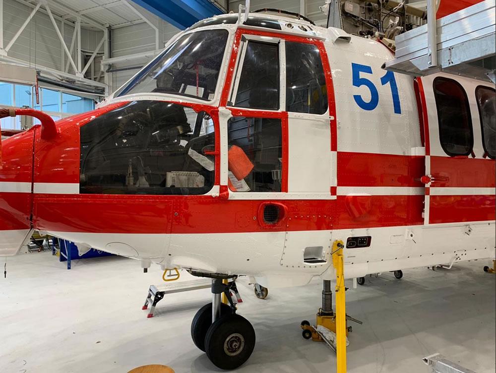 Первые вертолеты компании Airbus Helicopters поступят в Украину в декабре