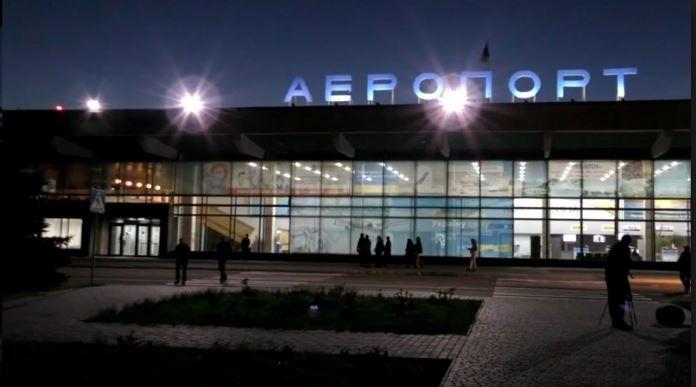 Аэропорт Херсон остался без новой светосигнальной системы