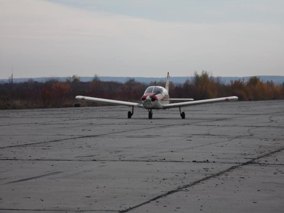 Хмельницкий аэропорт приобрел оборудование для обслуживания малой авиации