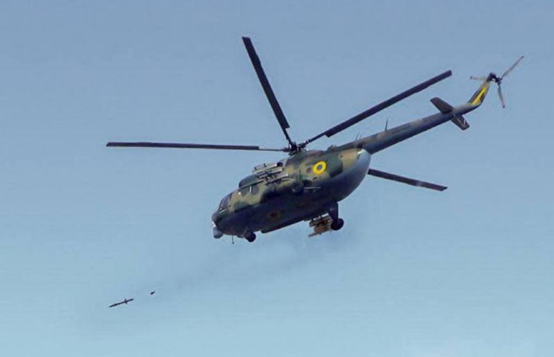 """""""Апач"""" или """"турок""""? Чем Украина заменит бесперспективные советские боевые вертолеты"""