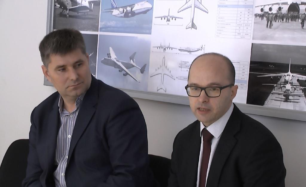 Представители ГП Антонов ищут молодую смену