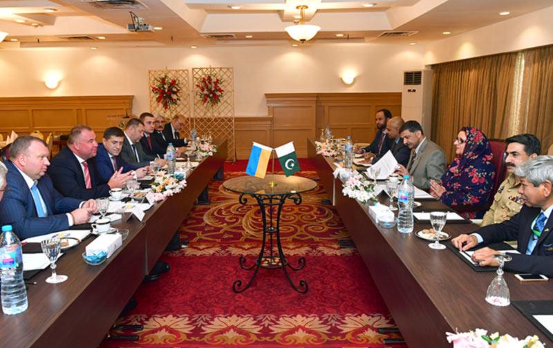 Укроборонпром договаривается о ремонте и модернизации авиации Пакистана
