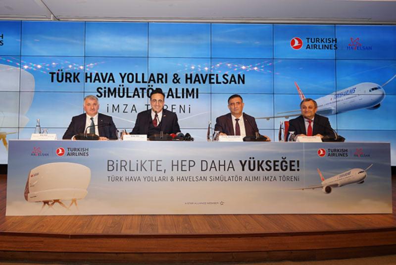 Для подготовки пилотов Turkish Airlines закупит авиационные симуляторы в своей стране