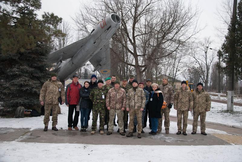 Инспекционная группа посетила Васильков