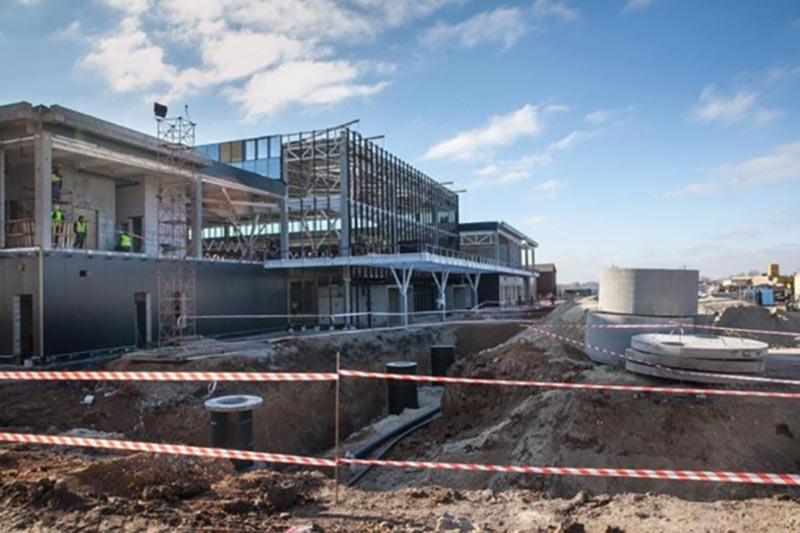 Аэропорт Запорожье получил 10-миллионный кредит