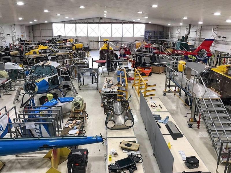 МВД получит еще 10 вертолетов Airbus в 2020м году