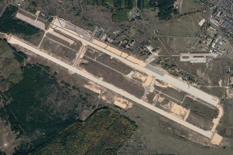 РФ завершает реконструкцию военного аэродрома рядом с границей