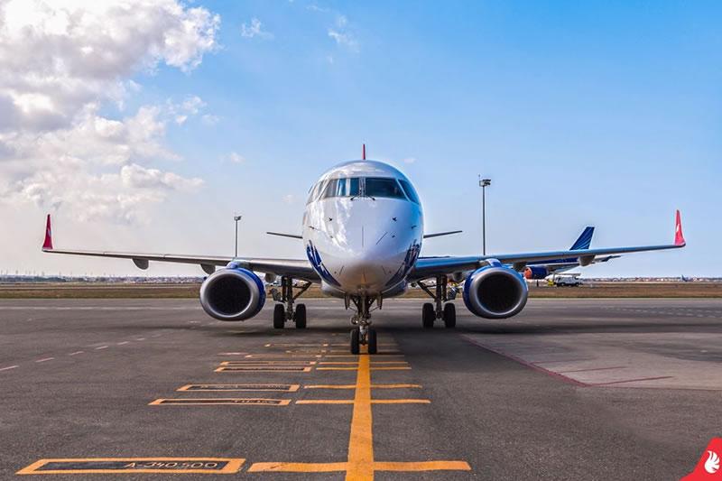 """Buta Airways переезжает в """"Борисполь"""""""