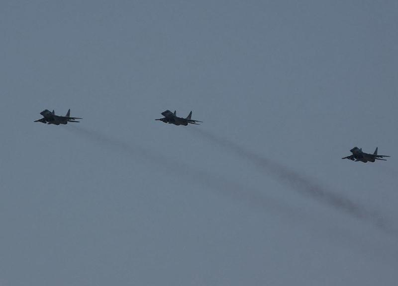 В Воздушных Силах прошли масштабные инструкторско-методические занятия