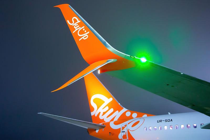 SkyUp выполнила первый рейс из Львова в Тель-Авив