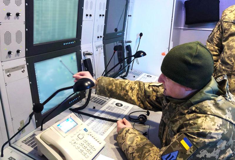 Украина способна автоматизировать процессы противовоздушного прикрытия