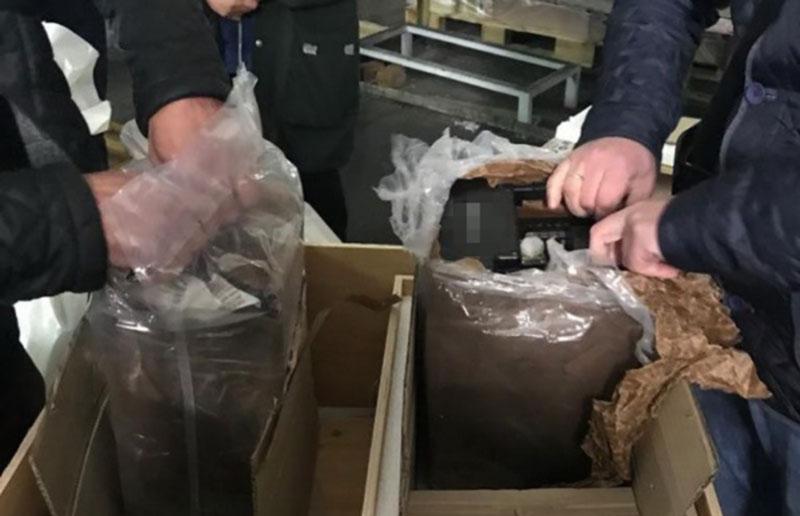 СБУ блокировала контрабанду в РФ комплектующих к военным самолётам
