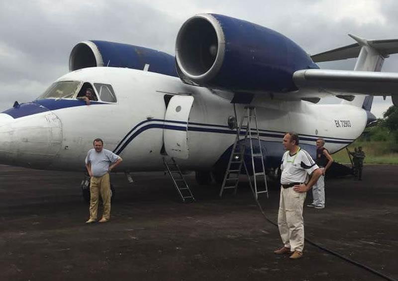 В катастрофе Ан-72 в Конго погиб еще один украинец