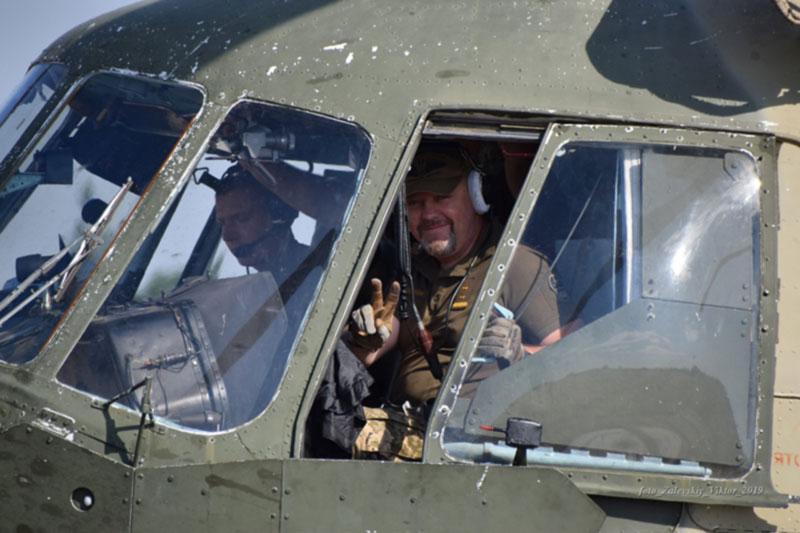Подполковник Алексей Евдокимов о службе в военной авиации