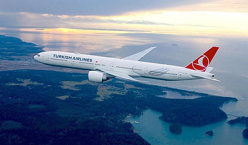 Из Харькова в Сиань с Turkish Airlines